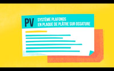 PV – Plafonds