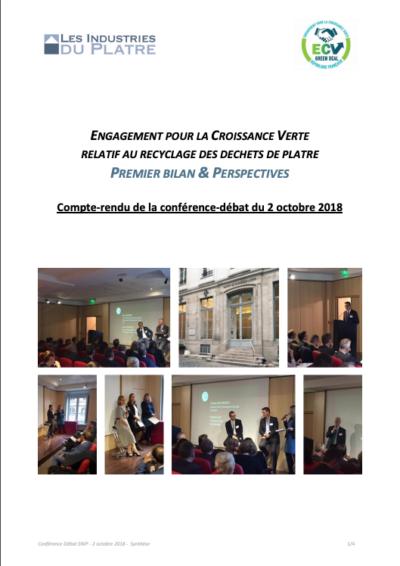 Conférence- débat du 2 octobre 2018