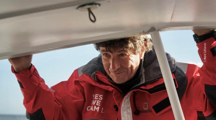 Jean Le Cam – Un parrain prestigieux pour le Challenge des Métiers du Plâtre et de l'Isolation 2021-2022